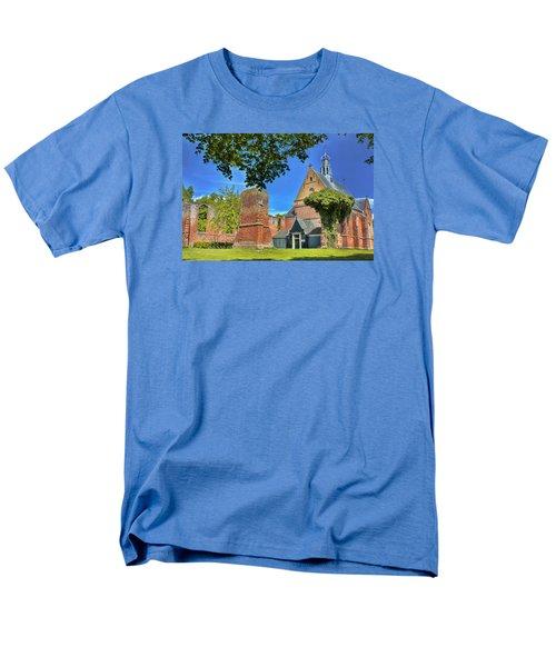 Churchyard Men's T-Shirt  (Regular Fit) by Nadia Sanowar
