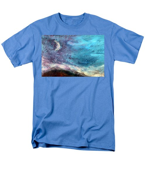 Clay Moon Men's T-Shirt  (Regular Fit) by Winsome Gunning