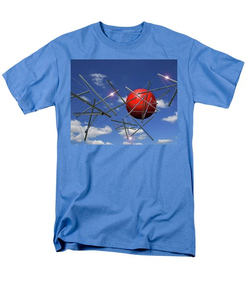 Men's T-Shirt  (Regular Fit) featuring the photograph Close Encounters by Christopher McKenzie