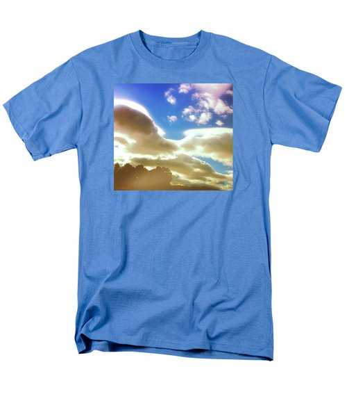 Cloud Drama Over Sangre De Cristos Men's T-Shirt  (Regular Fit) by Anastasia Savage Ealy