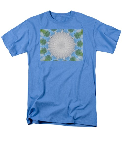Cloud Medallion Men's T-Shirt  (Regular Fit) by Shirley Moravec