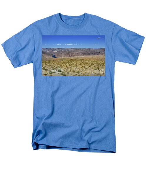 Colorado River In Arizona Men's T-Shirt  (Regular Fit) by RicardMN Photography