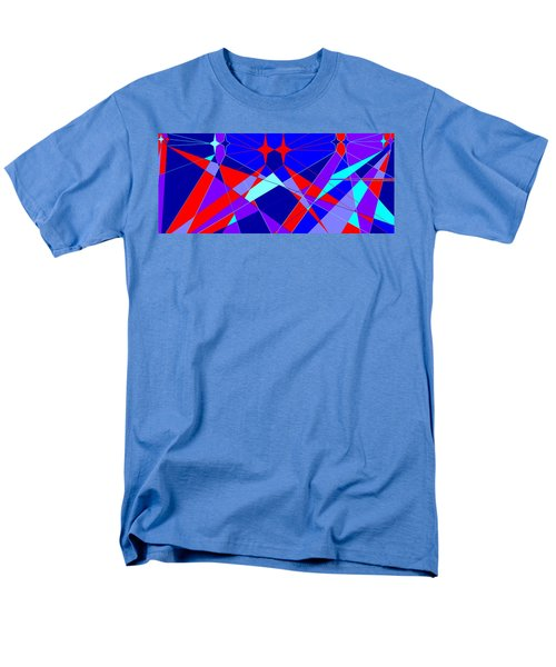 Colorful 1 Men's T-Shirt  (Regular Fit) by Linda Velasquez