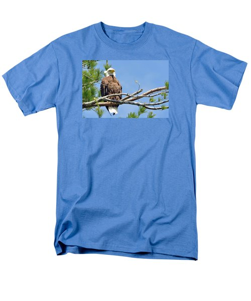 Men's T-Shirt  (Regular Fit) featuring the photograph Cool Breeze by Glenn Gordon