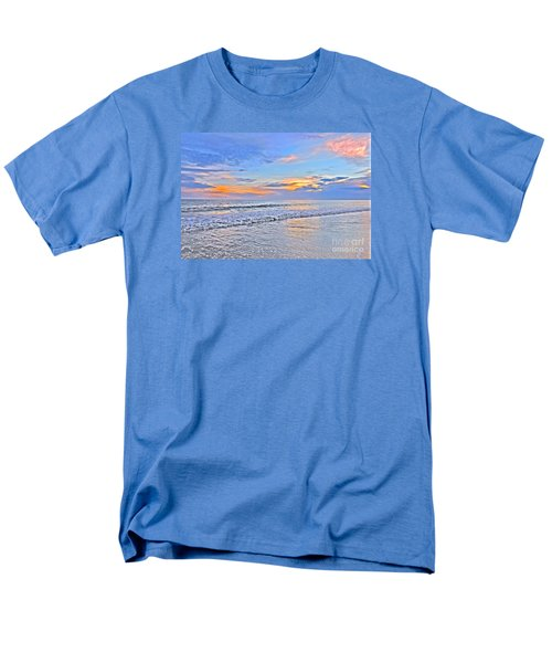 Men's T-Shirt  (Regular Fit) featuring the photograph Creators Sunset by Shelia Kempf
