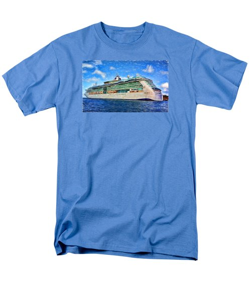 Men's T-Shirt  (Regular Fit) featuring the photograph Cruising Thru Life by Sue Melvin