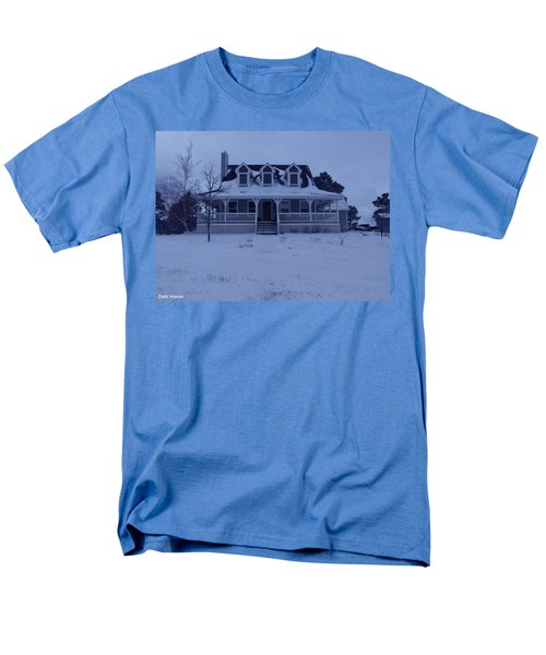 Men's T-Shirt  (Regular Fit) featuring the photograph Dahl House by Gene Gregory