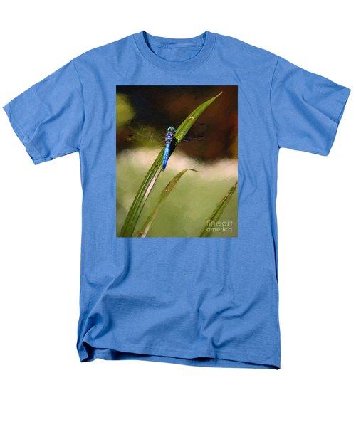 Men's T-Shirt  (Regular Fit) featuring the photograph Damsel by John  Kolenberg