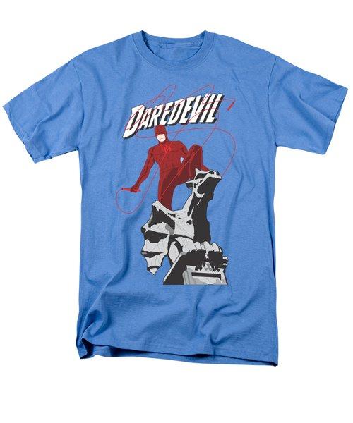 Daredevil Men's T-Shirt  (Regular Fit) by Troy Arthur Graphics