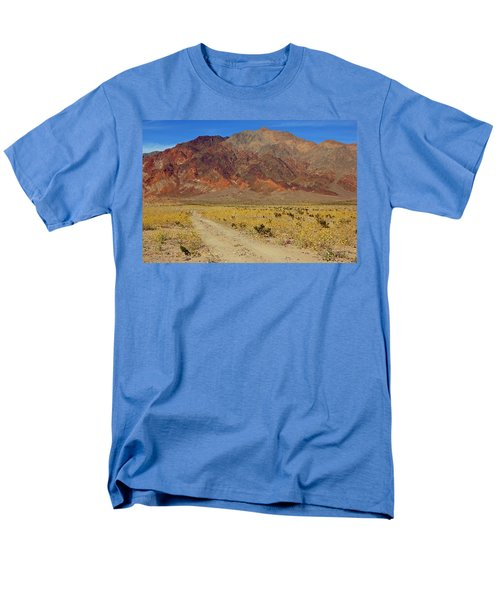 Death Valley Superbloom 205 Men's T-Shirt  (Regular Fit) by Daniel Woodrum