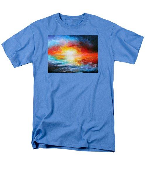Delivered Men's T-Shirt  (Regular Fit)