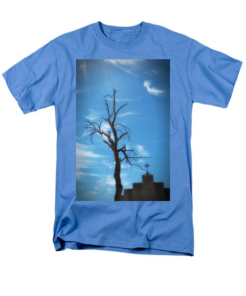 Dia De Los Muertos Men's T-Shirt  (Regular Fit) by Lynn Geoffroy