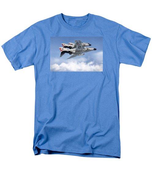 Diamonback Echelon Men's T-Shirt  (Regular Fit) by Peter Chilelli