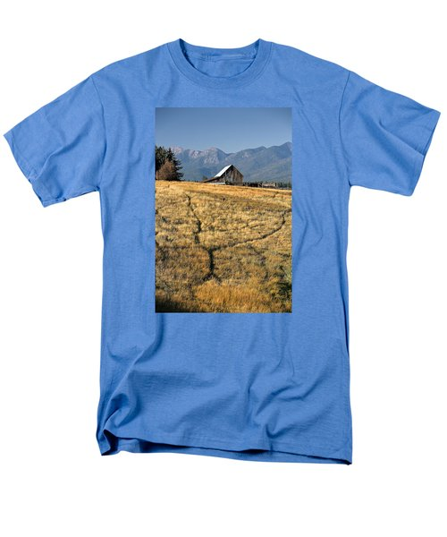 Divergence Men's T-Shirt  (Regular Fit)