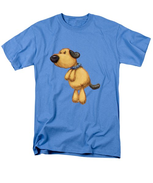 dog Men's T-Shirt  (Regular Fit) by Andy Catling
