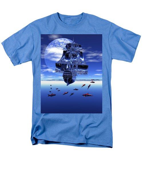 Dream Sea Voyager Men's T-Shirt  (Regular Fit)