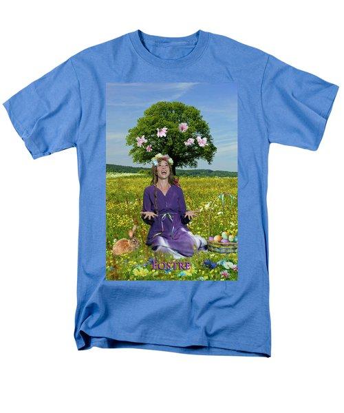 Eostre Men's T-Shirt  (Regular Fit) by David Clanton