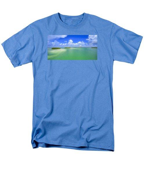 Estero Bay Men's T-Shirt  (Regular Fit) by Sean Allen