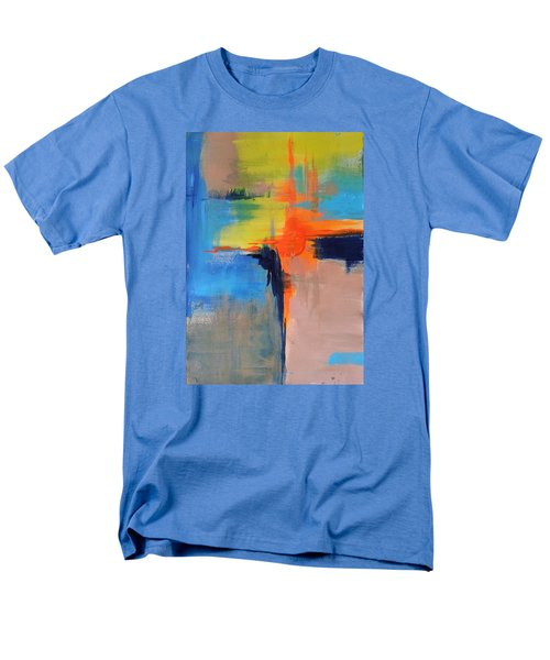 Excitement Men's T-Shirt  (Regular Fit) by Becky Chappell