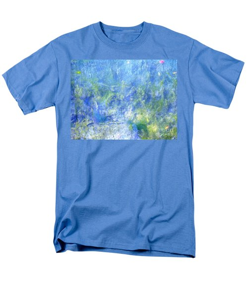 Men's T-Shirt  (Regular Fit) featuring the photograph Fairy Ring Beneath The Surface by Melissa Stoudt