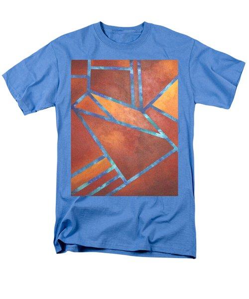Fire From The Sky Men's T-Shirt  (Regular Fit) by Bernard Goodman