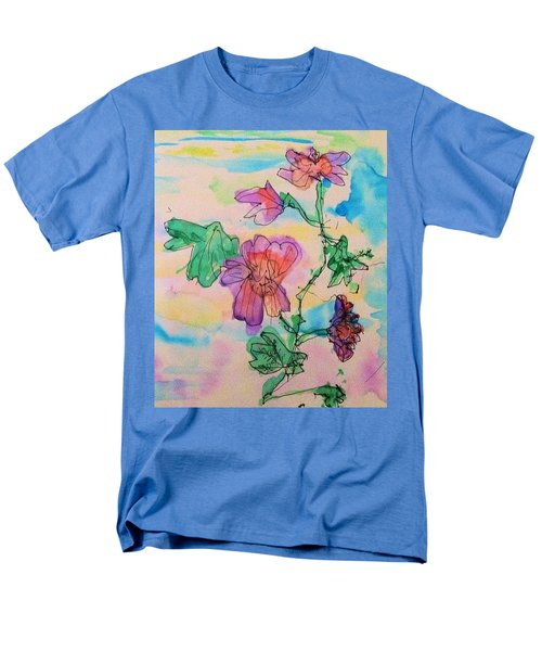 Flowers Are Blooming  Men's T-Shirt  (Regular Fit)