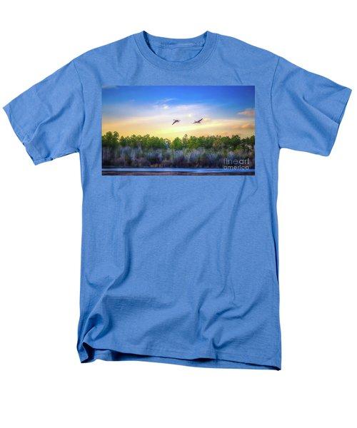 Fly Away Men's T-Shirt  (Regular Fit)