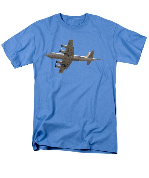 Fly Navy T-shirt Men's T-Shirt  (Regular Fit) by Bob Slitzan