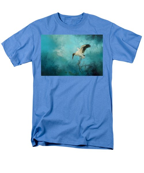Men's T-Shirt  (Regular Fit) featuring the photograph Free Will by Marvin Spates