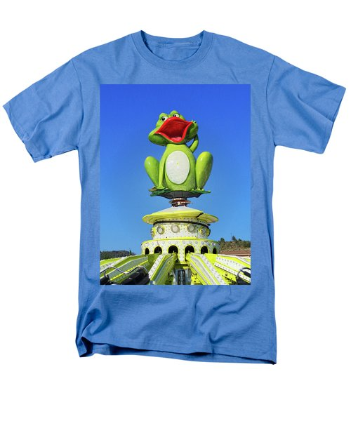 Froggy Men's T-Shirt  (Regular Fit) by Don Pedro De Gracia