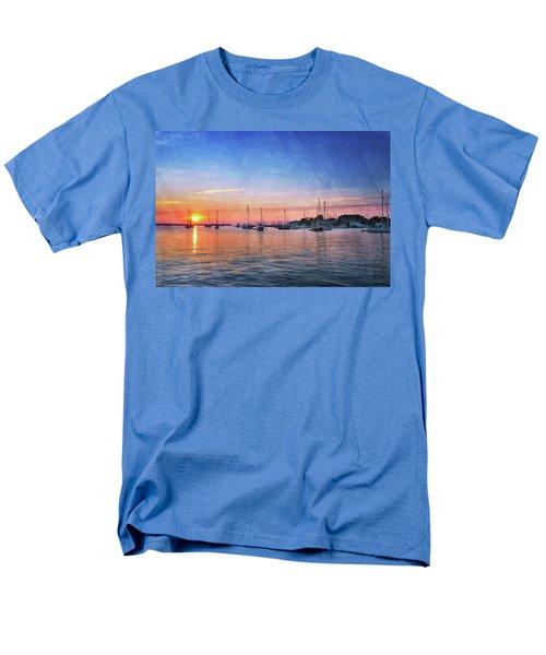 Good Morning Men's T-Shirt  (Regular Fit) by Edward Kreis