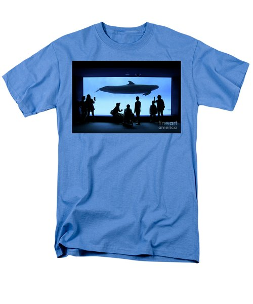 Grand Whale Men's T-Shirt  (Regular Fit) by Tatsuya Atarashi