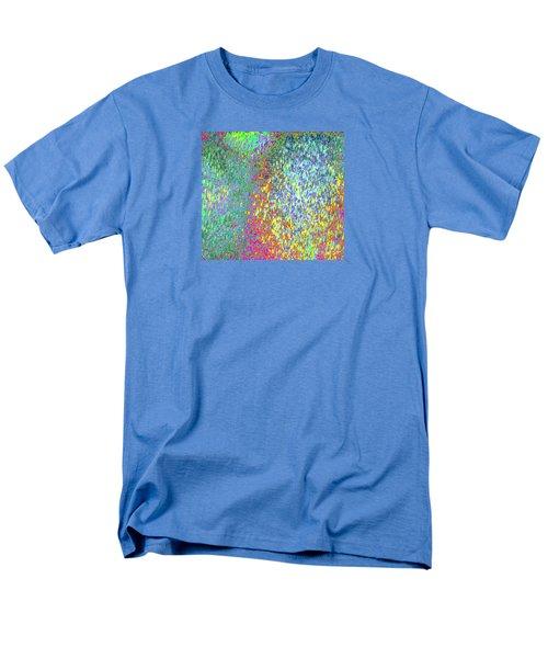 Grass On The Wall Men's T-Shirt  (Regular Fit) by Expressionistart studio Priscilla Batzell