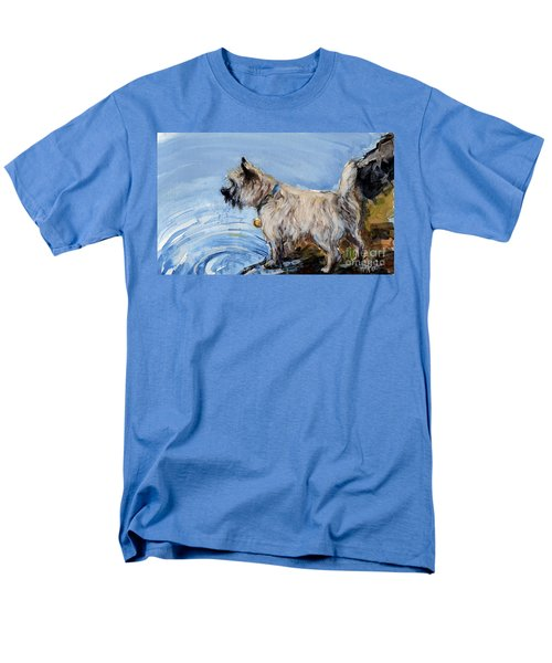 Great Bay Men's T-Shirt  (Regular Fit) by Molly Poole
