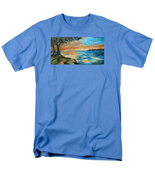 Guana Sunset Men's T-Shirt  (Regular Fit)