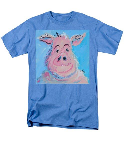 Hank Men's T-Shirt  (Regular Fit) by Terri Einer