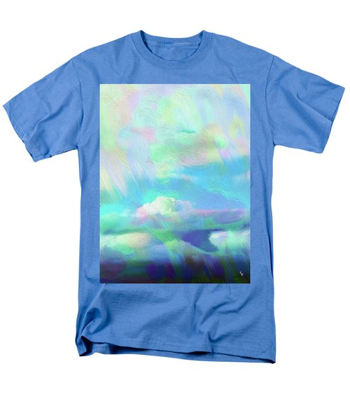 Heaven Men's T-Shirt  (Regular Fit) by Karen Nicholson