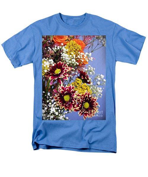Men's T-Shirt  (Regular Fit) featuring the photograph Holy Week Flowers 2017 4 by Sarah Loft
