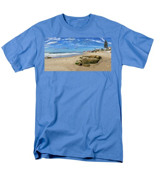 Men's T-Shirt  (Regular Fit) featuring the photograph Horseshoes by Peter Tellone