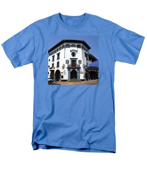 Hotel Colonial Men's T-Shirt  (Regular Fit) by Randall Weidner