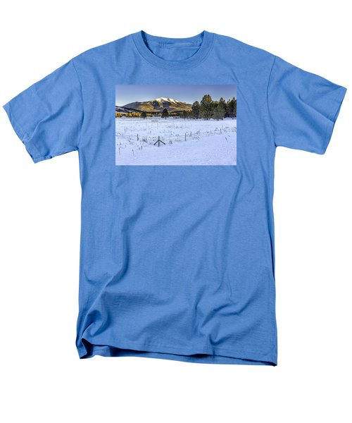 Humphreys Peak Men's T-Shirt  (Regular Fit)