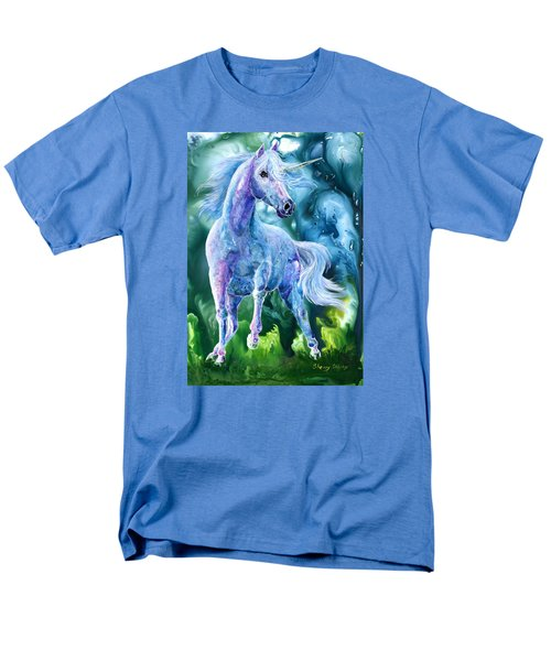 I Dream Of Unicorns Men's T-Shirt  (Regular Fit) by Sherry Shipley