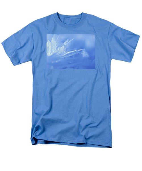 Ice Crystals 2 Men's T-Shirt  (Regular Fit)