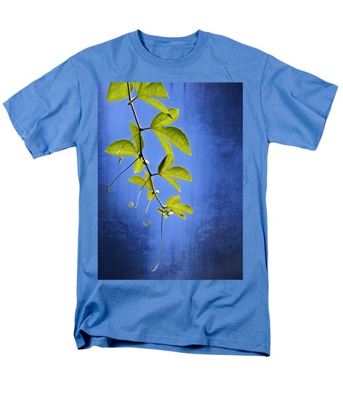 Men's T-Shirt  (Regular Fit) featuring the photograph In The Blue by Carolyn Marshall