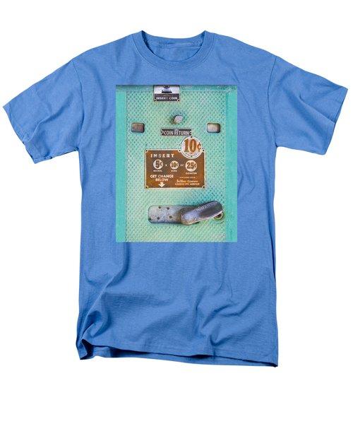Insert Coin Men's T-Shirt  (Regular Fit) by Christina Lihani