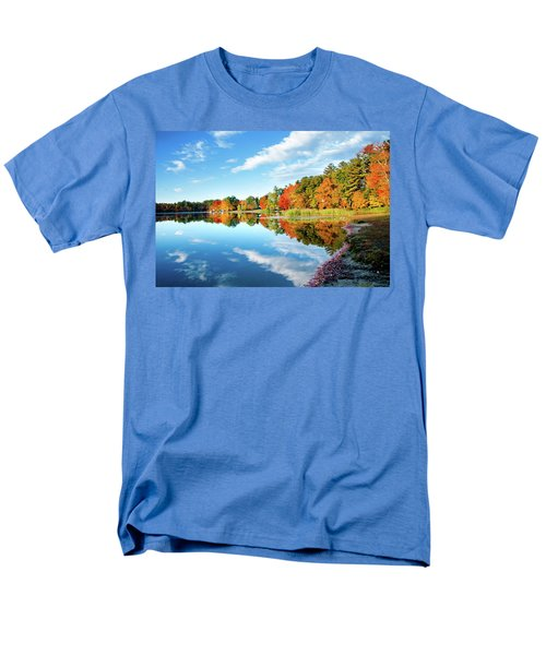 Men's T-Shirt  (Regular Fit) featuring the photograph Inspiration by Greg Fortier
