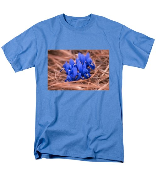 Irises Men's T-Shirt  (Regular Fit) by Konstantin Sevostyanov
