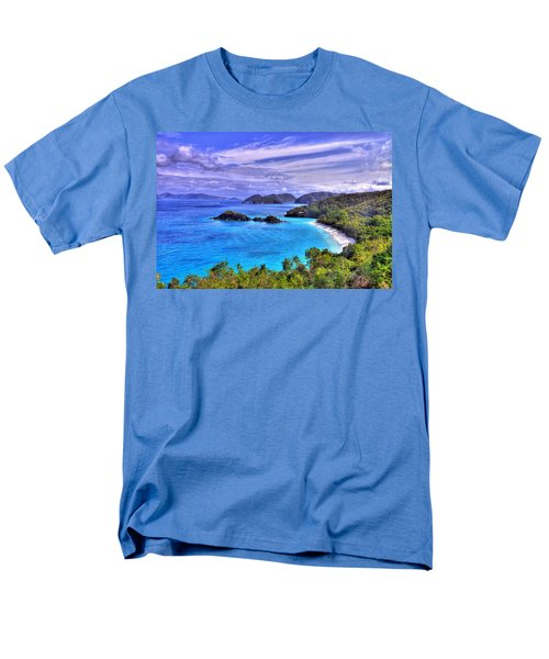 Isle Of Sands Men's T-Shirt  (Regular Fit) by Scott Mahon