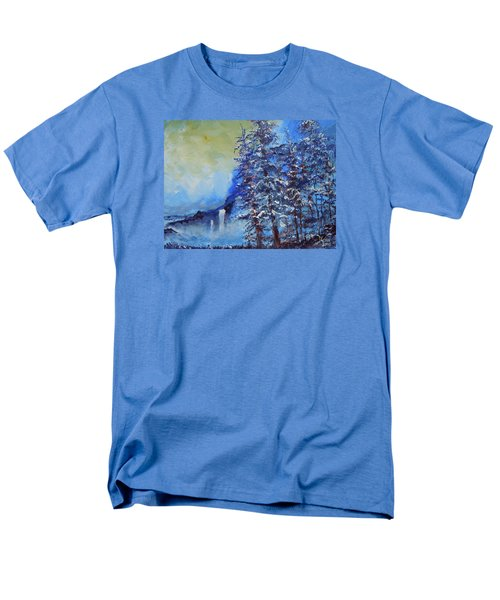 It's Cold Out Men's T-Shirt  (Regular Fit) by Dan Whittemore
