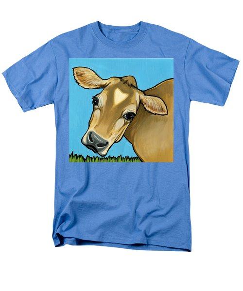 Jersey Men's T-Shirt  (Regular Fit) by Leanne Wilkes